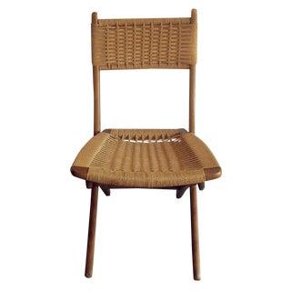Hans Wegner Inspired Yugoslavian Chairs - Pair
