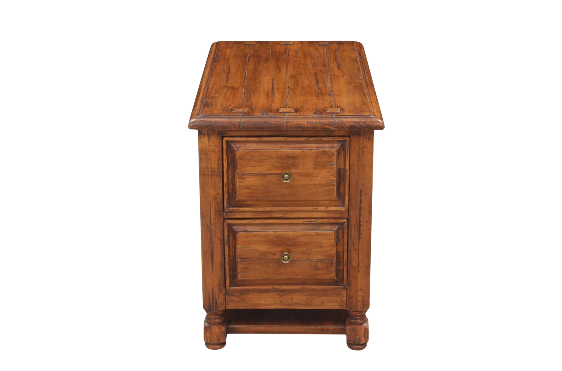 Fremarc Designs Neoclassical Accent Cabinet