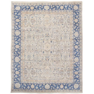 Persian Inspired Hand Knotted Fereghan Rug - 7'7 X 9'7