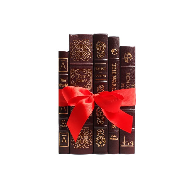 Image of Vintage Easton Press Books - Set of 5