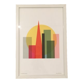 Pop SF City Print