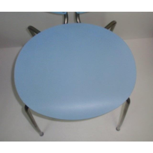 Image of Stua Jesus Gasca Globus Stacking Chairs - Pair