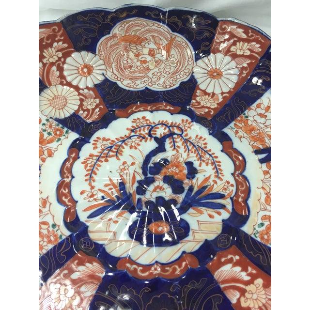 Japanese Imari Porcelain Charger - Image 5 of 10