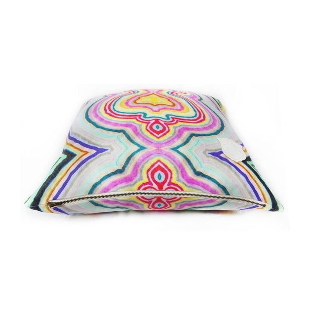 Funky Agate Pillow - Image 2 of 2