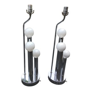 Sonneman Sputnik Chrome Floor Lamp