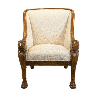 Solid Rosewood Leo Chair - A Pair