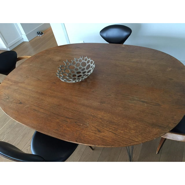 Piet Hein Bruno Mathsson Ellipse Dining Table - Image 5 of 8