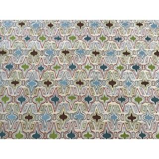 "Donghia ""Casino"" Fabric Luxor Jacquard 10025-12. (3yds)"
