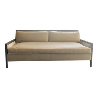 Michael Berman Mohair Sofa