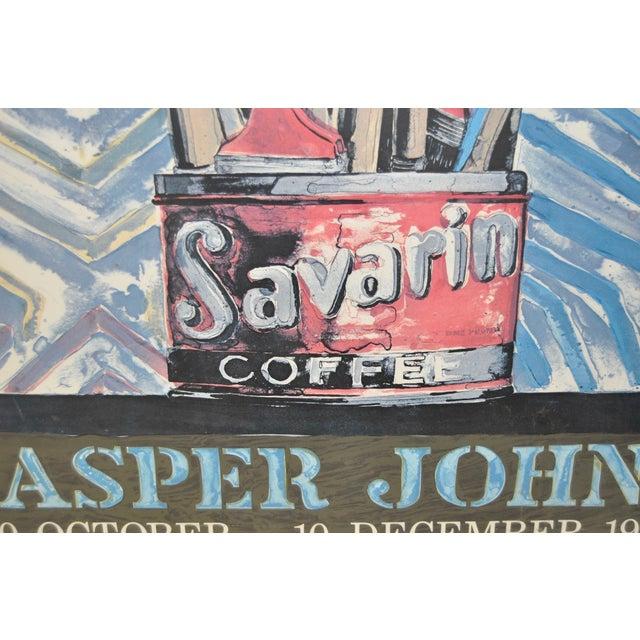 Jasper Johns Exhibition Poster C.1978 - Image 4 of 7