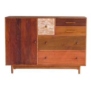 Masaya & Company Mixed Hardwood Dresser