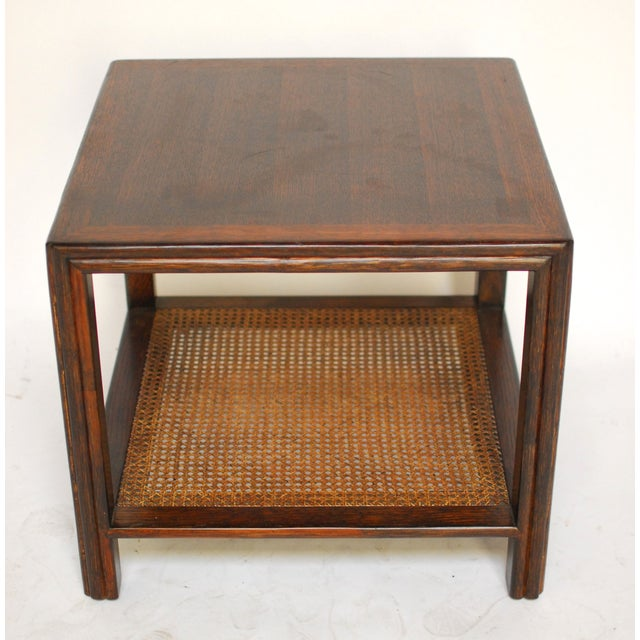Image of McGuire Square Occasional Table
