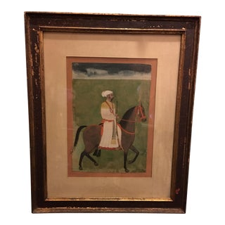 19th Century Equestrian Painting