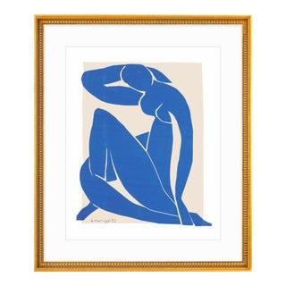Henri Matisse Blue Nude II Framed Print