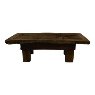 Vintage Hand Wrought Coffee Table