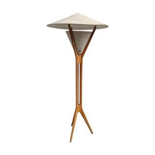 Mid-Century Modern Reflector Floor Lamp