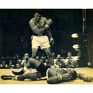 Muhammad Ali Press Photography