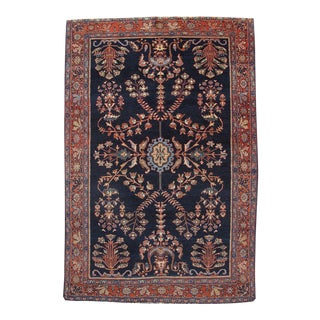 Sarouk Carpet from Central Persia