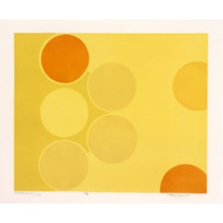 Stoplight, 1972 Silkscreen Print