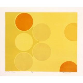 Stoplight, 1972 Silkscreen Print