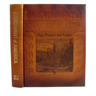 Environment of America Leather Book