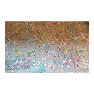 Thibaut GOA Linen & Cotton Fabric