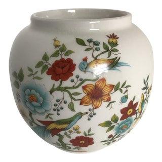 Vintage Ceramic Chinois Vase, England