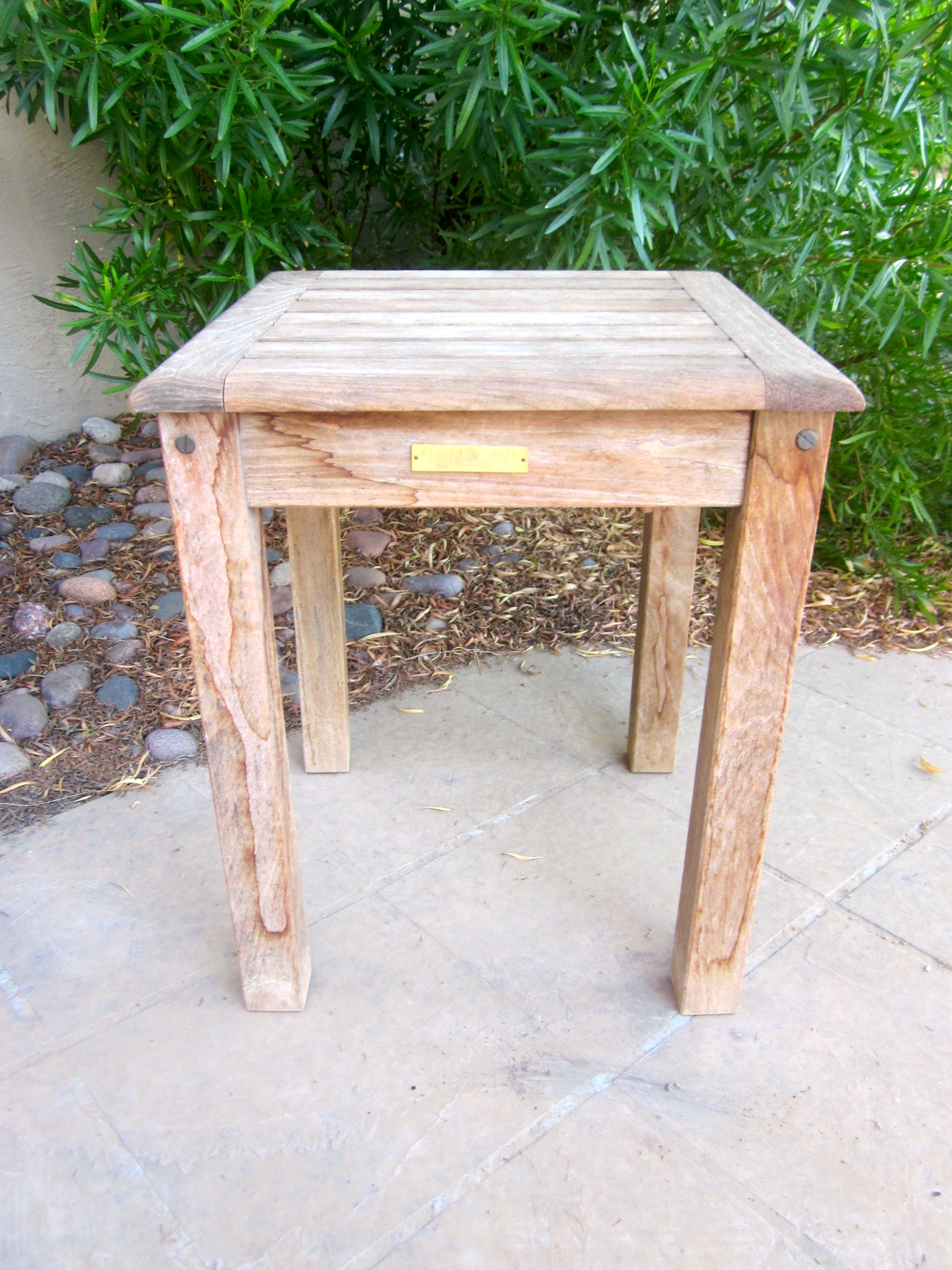 Teak Table, Kingsley Bate Outdoor Patio Furniture   Image 9 Of 10 Part 92