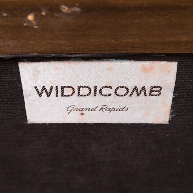 T.H. Robsjohn-Gibbings Highback Chair for Widdicomb - Image 7 of 8