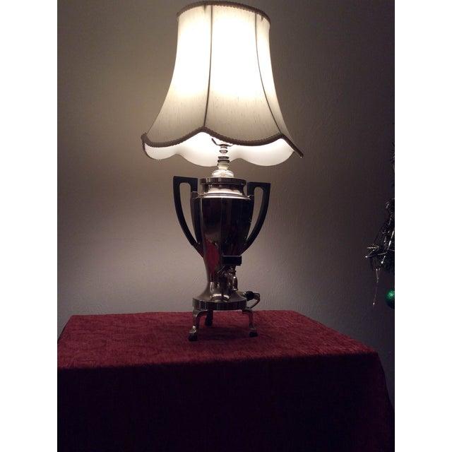 Early 20th-Century Percolator Lamp - Image 5 of 8