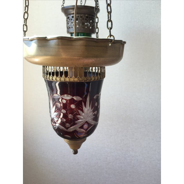 3-Light Turkish Pendant - Image 4 of 6
