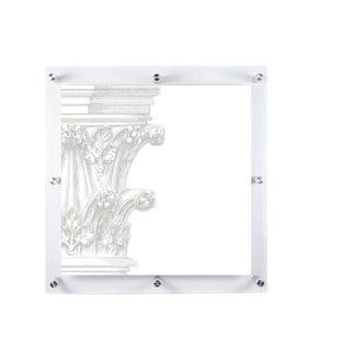 Mitchell Black Home Acrylic Framed Column 2 Art Print