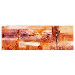 "Roxanna Bergner ""Canyon Impressions#1"" Print"