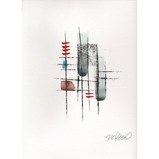 Rebar Twenty One Watercolor