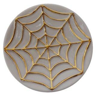 Spiderweb Porcelain Bowl