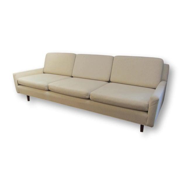 Mid-Century Modern Edward Wormley Style Sofa - Image 3 of 10