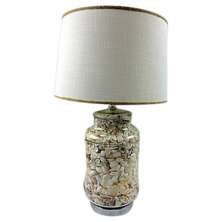 Seashell Jar Lamp
