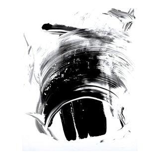 """""""Comet Eyebrow"""" Acrylic Painting"""
