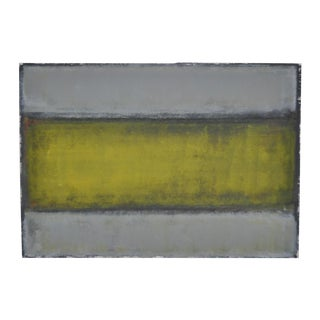 Contemporary Abstract Pastel Painting