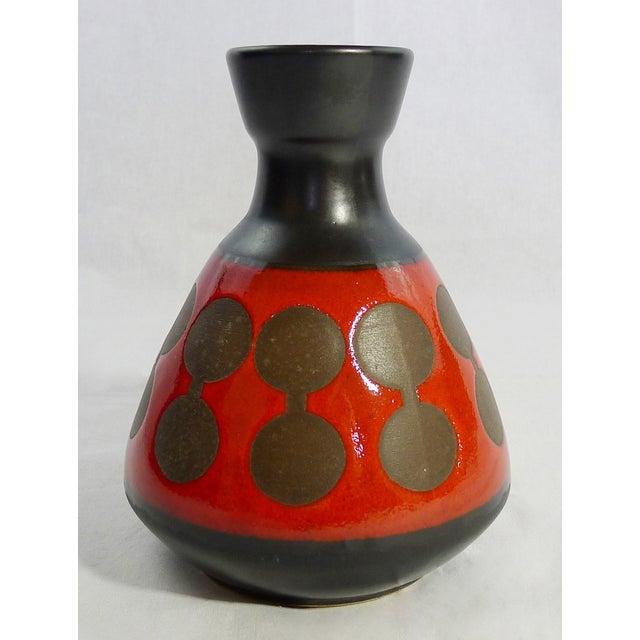 Rare Vintage German Modernist Vases - Set of 3 - Image 5 of 6