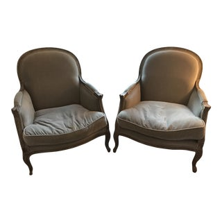Restoration Hardware Lyon Chairs - A Pair