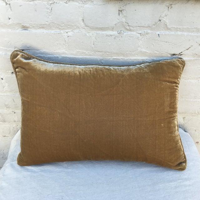 Rose Tarlow Printed Linen Pillow - Image 5 of 5