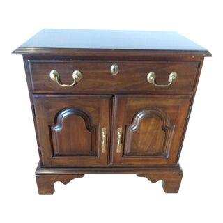 Harden Cherry Nightstand