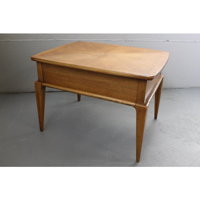 Mid-Century Lane Side Table - Image 6 of 11