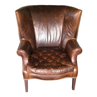 Restoration Hardware Drake Barrel Back Chair