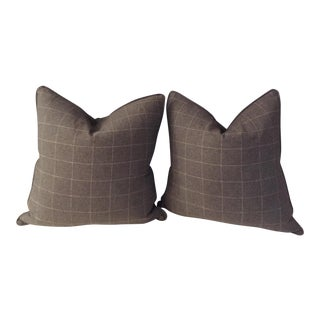 Ralph Lauren Wool Pillow