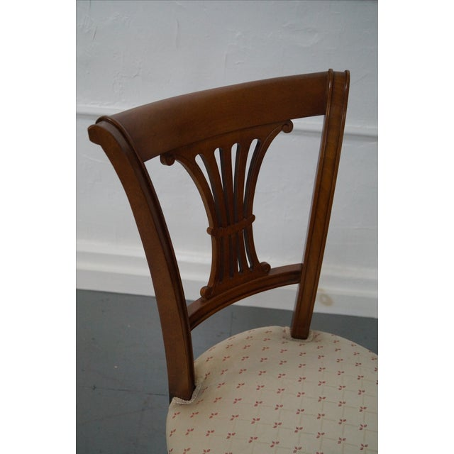 French Country Style Italian Dining Chairs 6 Chairish