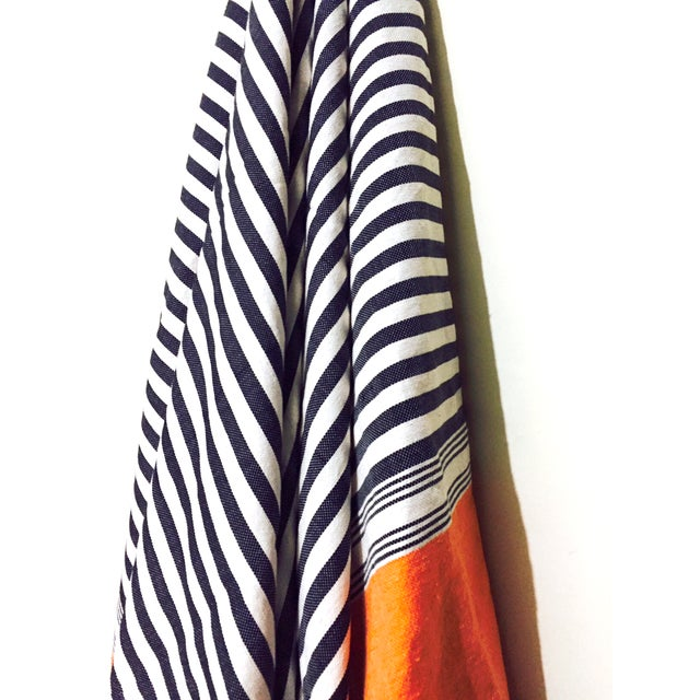 Hand Loomed Moroccan Towels - Image 2 of 3
