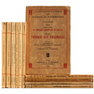 Vintage French Paperbacks - Set of 12