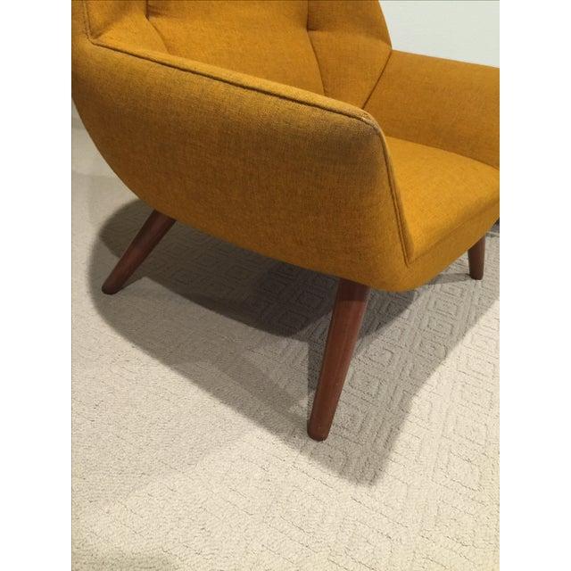 Image of Teak Kurt Ostervig Easy Chair